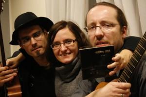 POlek, Karolina i Mateusz